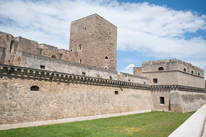 castello svevo a bari vecchia