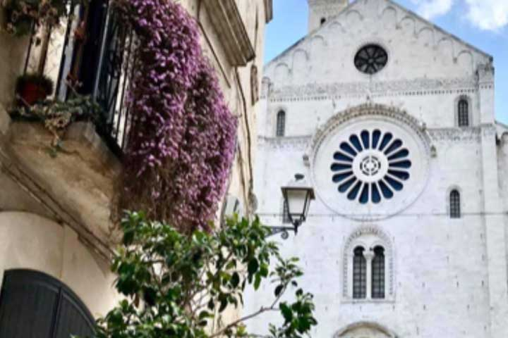 Cattedrale di san sabino a bari vecchia