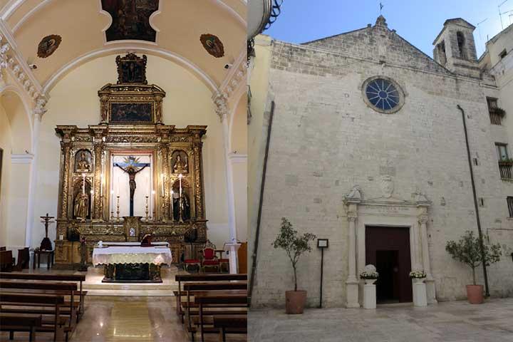 chiesa di sant'anna a Bari vecchia